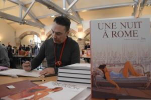 15me Festi Bd de Moulins du 28 au 39 mars 2015. Photos Festival du 26 au 29 mars 2015.